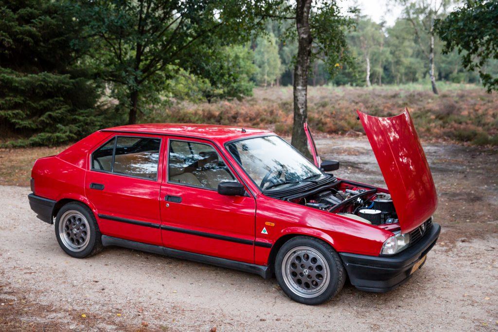 Alfa Romeo 33 16v Carbs Godspeed Customs